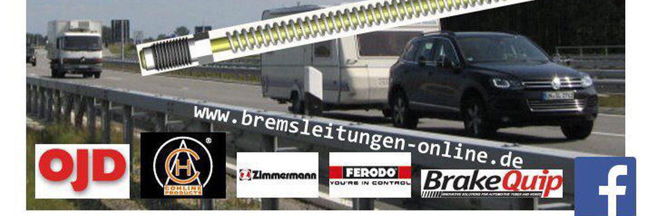 ohne ABS Bremsleitung 590mm Länge vorne links für Mercedes W124