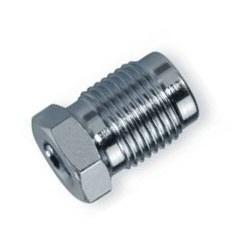 Überwurfschraube Bremsleitung Bremsrohr 6 mm M12X1 E LKW 10 Stück